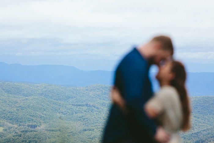 21 Simple Elk Knob Wedding North Carolina Rachael McIntosh Photography Via MountainsideBride
