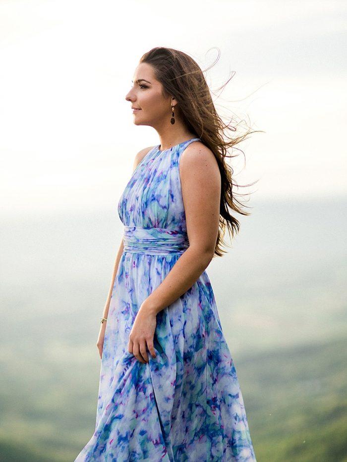 25 Windswept Editorial Shenandoah National Park | Molly Lichten | MountainsideBride.com