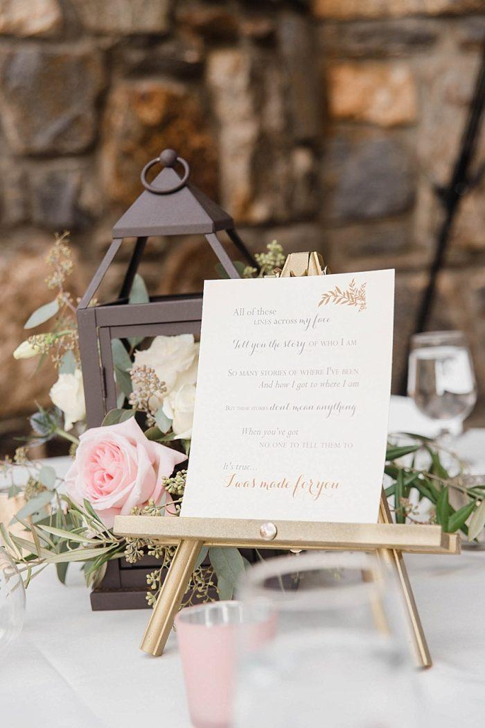 27 Signage 1 Sunshower Photography Via MountainsideBride.com