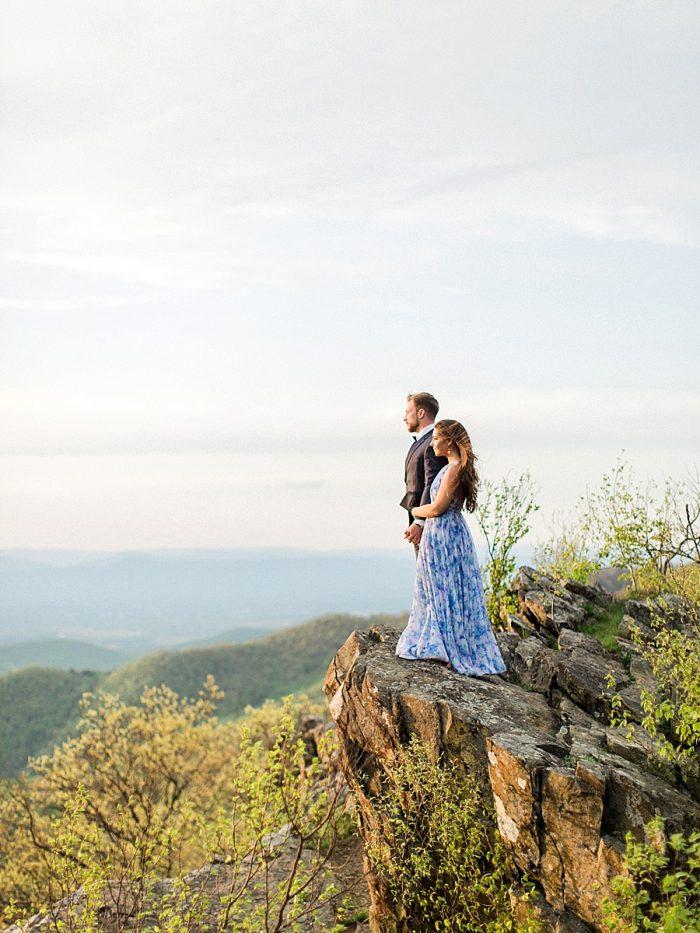 27 Windswept Editorial Shenandoah National Park | Molly Lichten | MountainsideBride.com