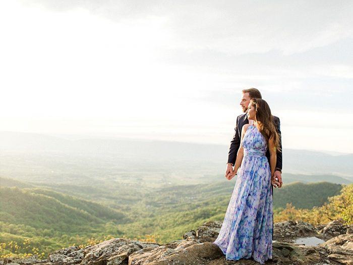 29 Windswept Editorial Shenandoah National Park | Molly Lichten | MountainsideBride.com