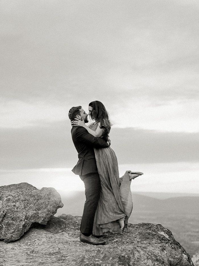 31 Windswept Editorial Shenandoah National Park | Molly Lichten | MountainsideBride.com