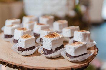 34 Desserts 2 Sunshower Photography Via MountainsideBride.com