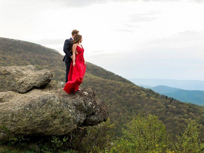 35 Windswept Editorial Shenandoah National Park | Molly Lichten | MountainsideBride.com