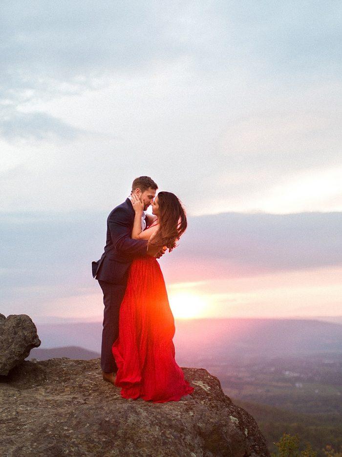 36 Windswept Editorial Shenandoah National Park | Molly Lichten | MountainsideBride.com