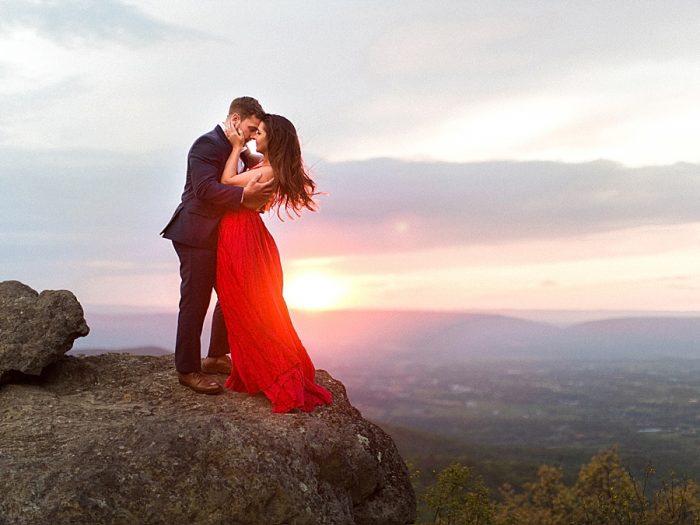 38 Windswept Editorial Shenandoah National Park | Molly Lichten | MountainsideBride.com