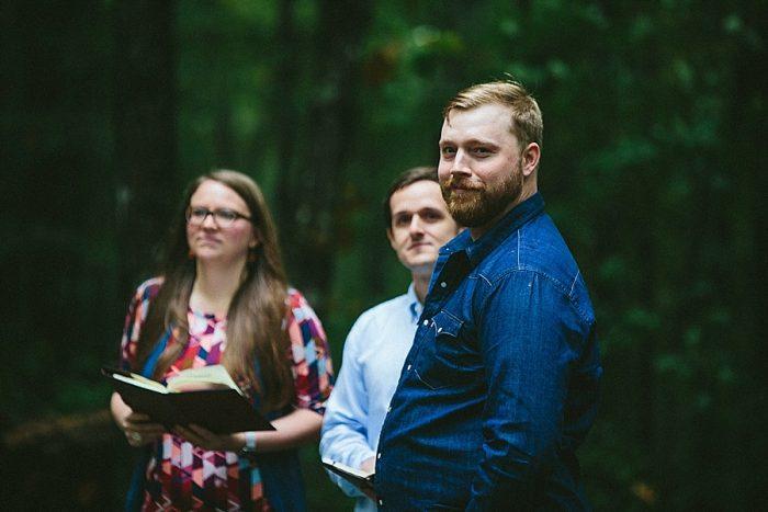 4 Simple Elk Knob Wedding North Carolina Rachael McIntosh Photography Via MountainsideBride