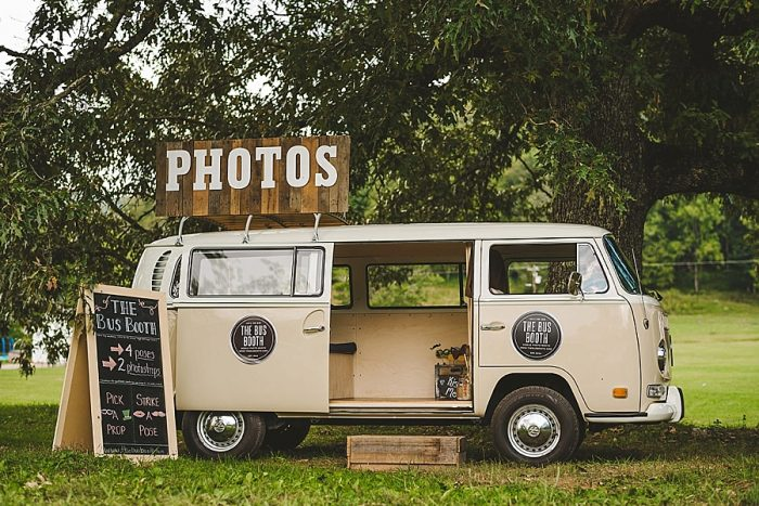 6 Summer Camp Wedding Inspiration | Fete Photography | Via MountainsideBride.com.