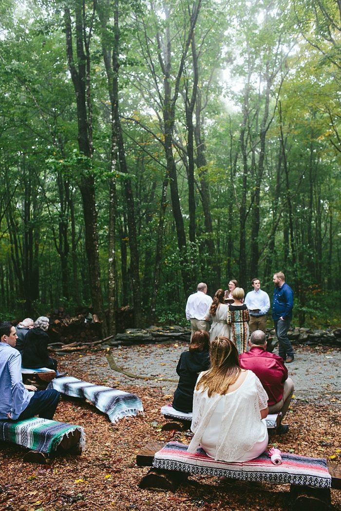 7 Simple Elk Knob Wedding North Carolina Rachael McIntosh Photography Via MountainsideBride