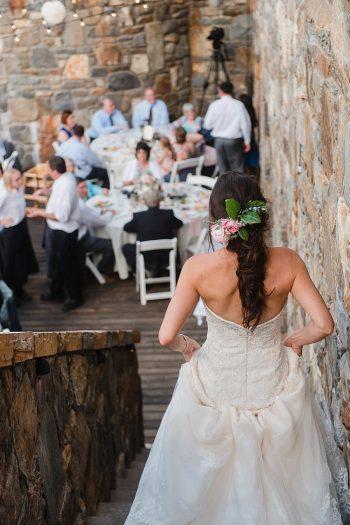 8 Bride 3 Sunshower Photography Via MountainsideBride.com