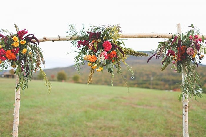9 Blue Ridge Mountain Fol Inspration | Jordan Brannock Photography | Via MountainsideBride.com