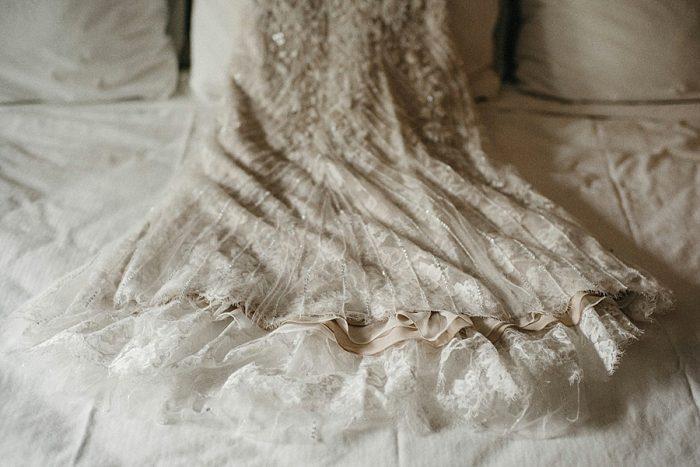1 Dress Vail Autumn Wedding Eric Lundgren Photography Via MountainsideBride.com