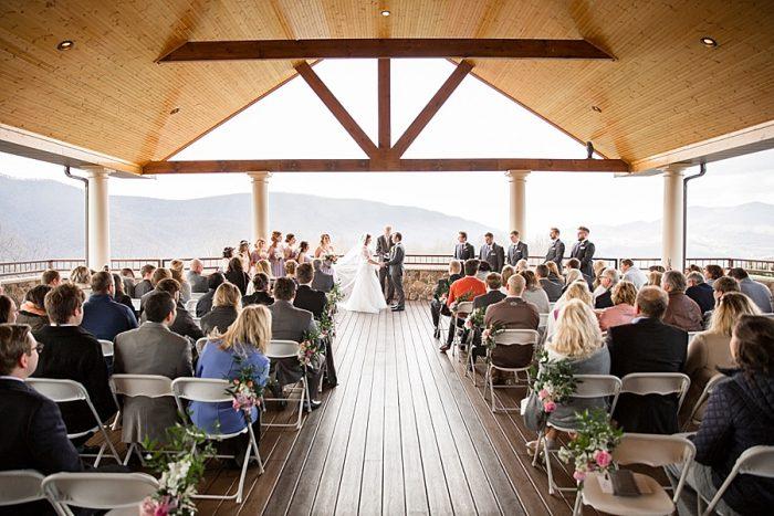 11 Ceremony Lexington VA Spring Wedding Anna Grace Photography Via MountainsideBride.com