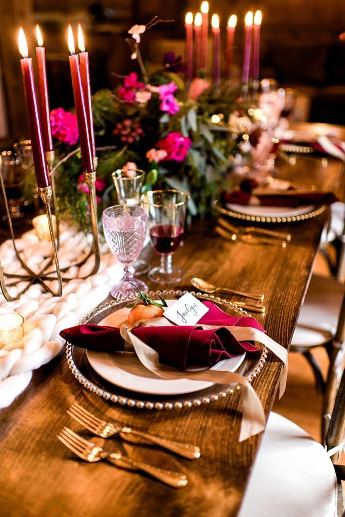 17 White Mountain New Hampshire Winter Wedding Inspiration Jesse Wyman Via MountainsideBride.com