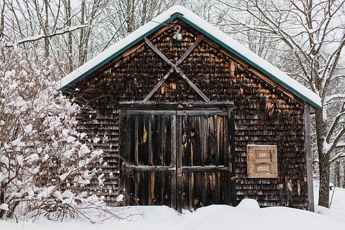 20 White Mountain New Hampshire Winter Wedding Inspiration Jesse Wyman Via MountainsideBride.com