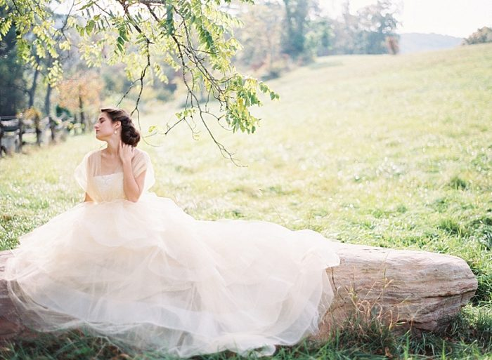21 Alleghany Mountains Old Dairy Farm Wedding Inspiration Natural Retreats Via MountainsideBride.com