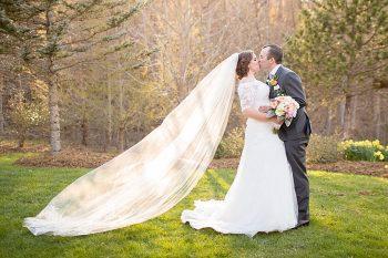 25 Reception Lexington VA Spring Wedding Anna Grace Photography Via MountainsideBride.com