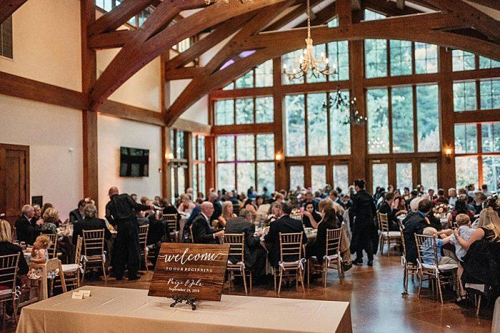 26 Reception Vail Autumn Wedding Eric Lundgren Photography Via MountainsideBride.com