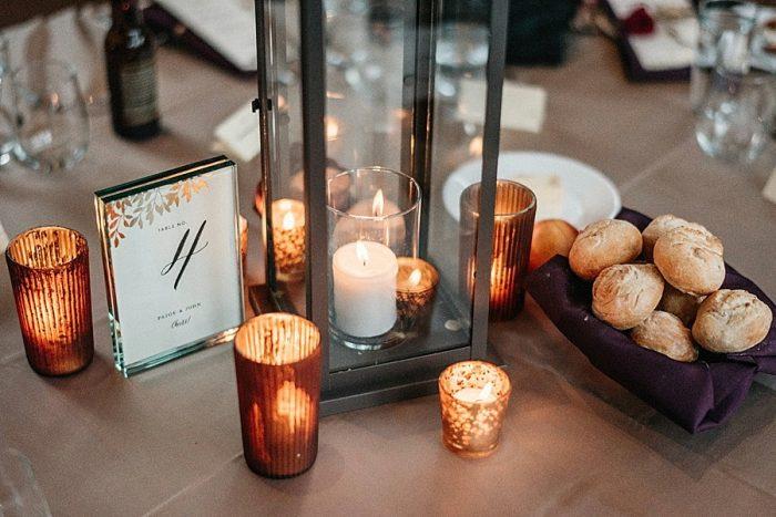 29 Centerpiece Vail Autumn Wedding Eric Lundgren Photography Via MountainsideBride.com