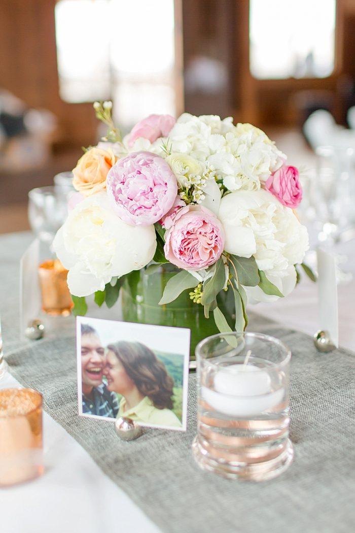 33 Reception Lexington VA Spring Wedding Anna Grace Photography Via MountainsideBride.com