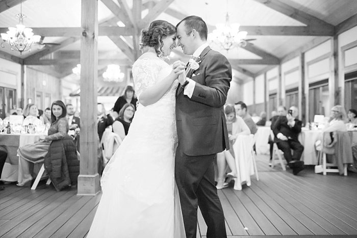 35 Reception Lexington VA Spring Wedding Anna Grace Photography Via MountainsideBride.com