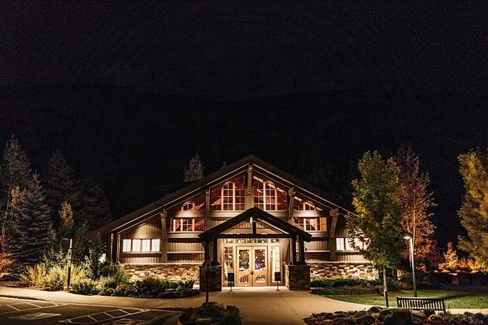 36 Scenery Vail Autumn Wedding Eric Lundgren Photography Via MountainsideBride.com