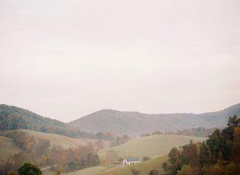 6 Alleghany Mountains Old Dairy Farm Wedding Inspiration Natural Retreats Via MountainsideBride.com