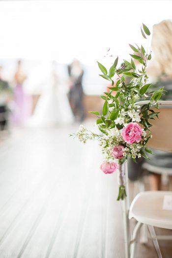 9 Ceremony Lexington VA Spring Wedding Anna Grace Photography Via MountainsideBride.com