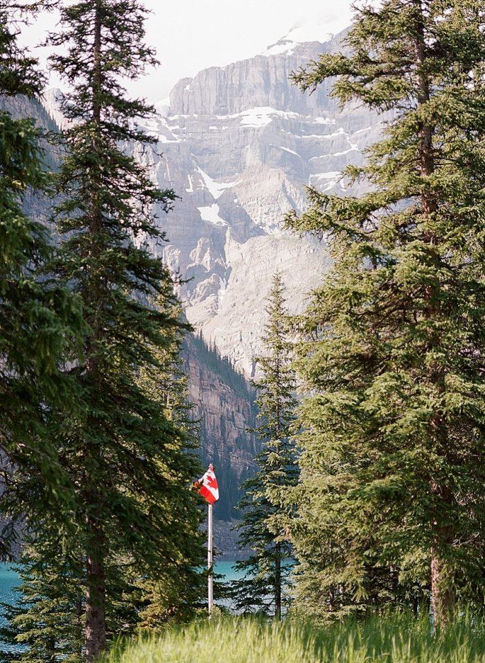3 Banff National Park Engagement The Ganeys Via MountainsideBride.com