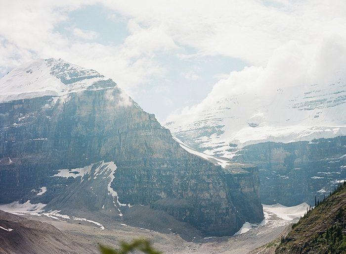 7 Banff National Park Engagement The Ganeys Via MountainsideBride.com