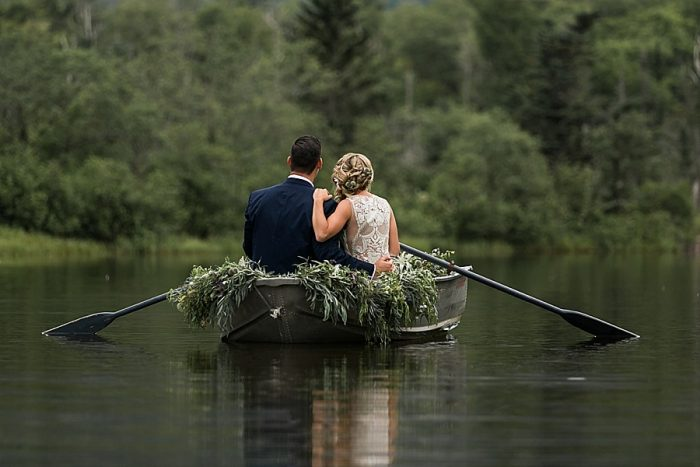 14 White Mountains Wedding Inspiration Anne Skidmore Via MountainsideBride.com
