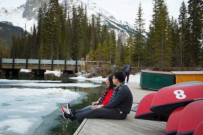 16 Yoho National Park British Columbia Meghan Andrews Via MountainsideBride