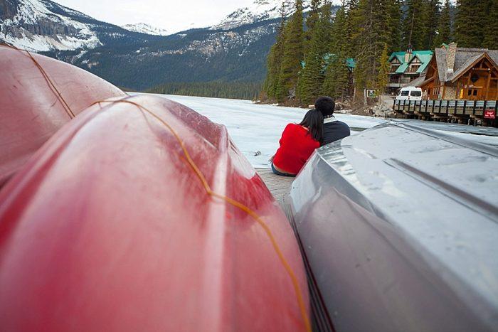 17 Yoho National Park British Columbia Meghan Andrews Via MountainsideBride