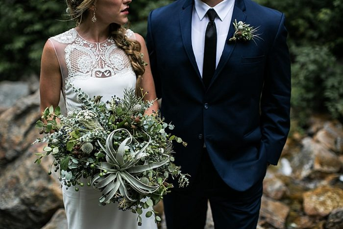 21 White Mountains Wedding Inspiration Anne Skidmore Via MountainsideBride.com