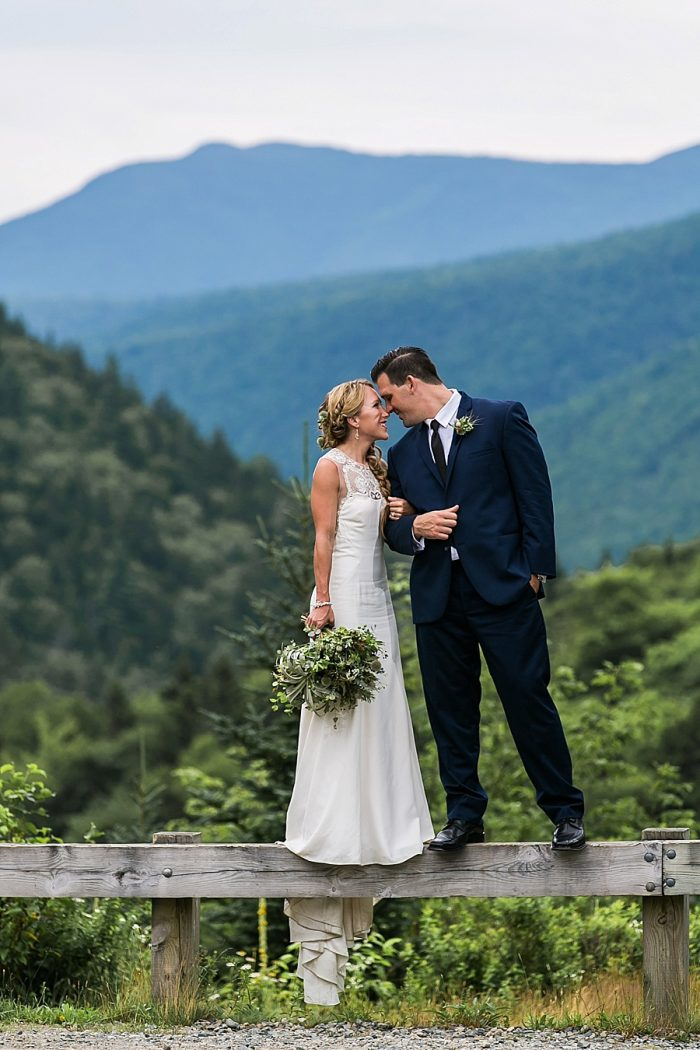 22 White Mountains Wedding Inspiration Anne Skidmore Via MountainsideBride.com