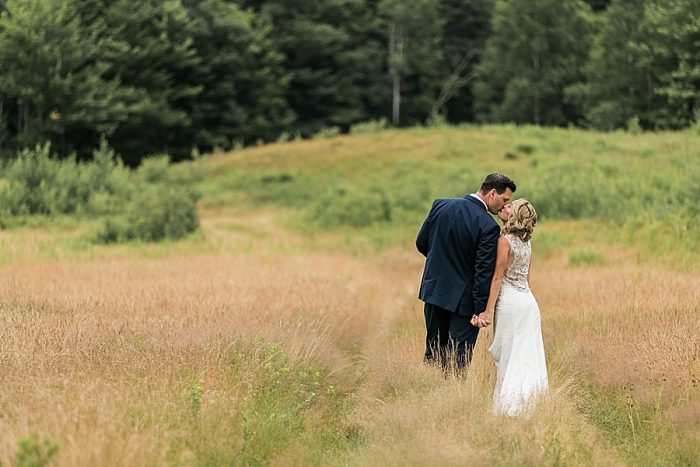 24 White Mountains Wedding Inspiration Anne Skidmore Via MountainsideBride.com