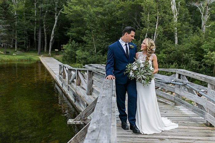 4 White Mountains Wedding Inspiration Anne Skidmore Via MountainsideBride.com