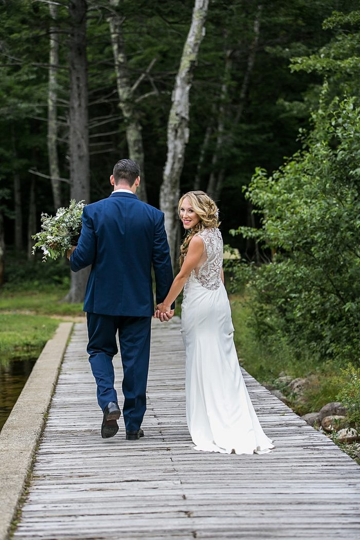 5 White Mountains Wedding Inspiration Anne Skidmore Via MountainsideBride.com