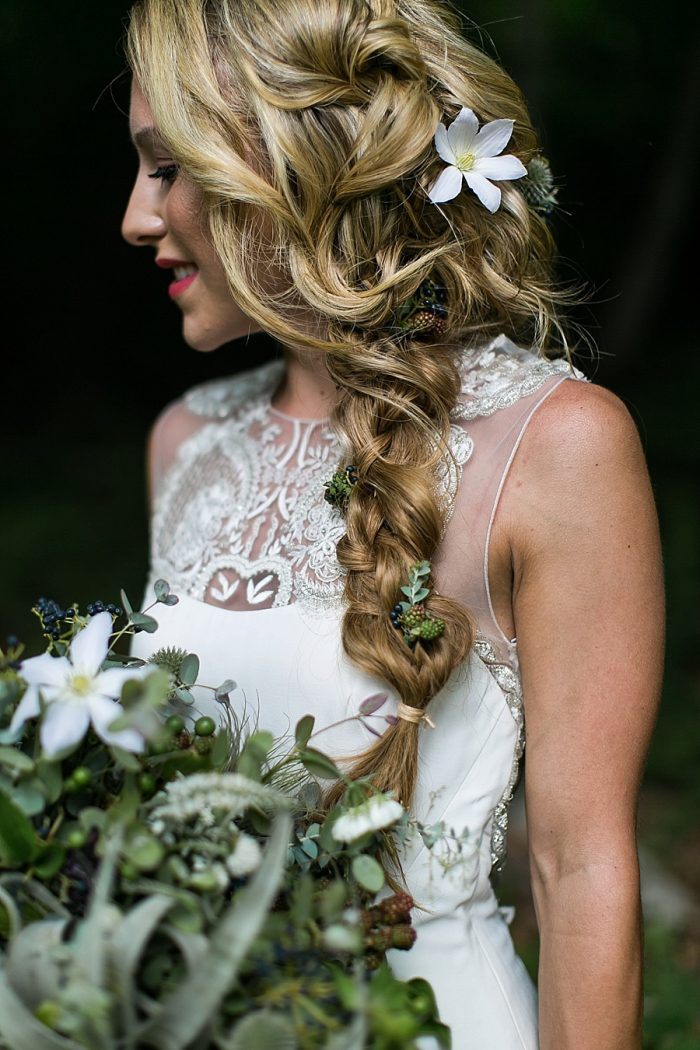 8 White Mountains Wedding Inspiration Anne Skidmore Via MountainsideBride.com