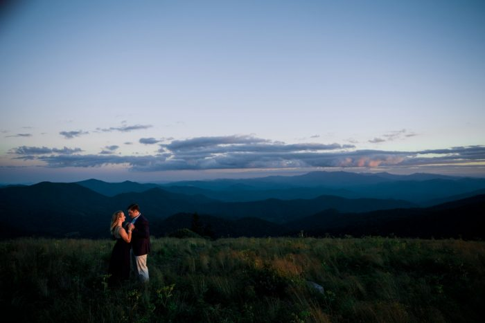 13 Roan Mountain Engagement JoPhotos Via MountainsideBride.com