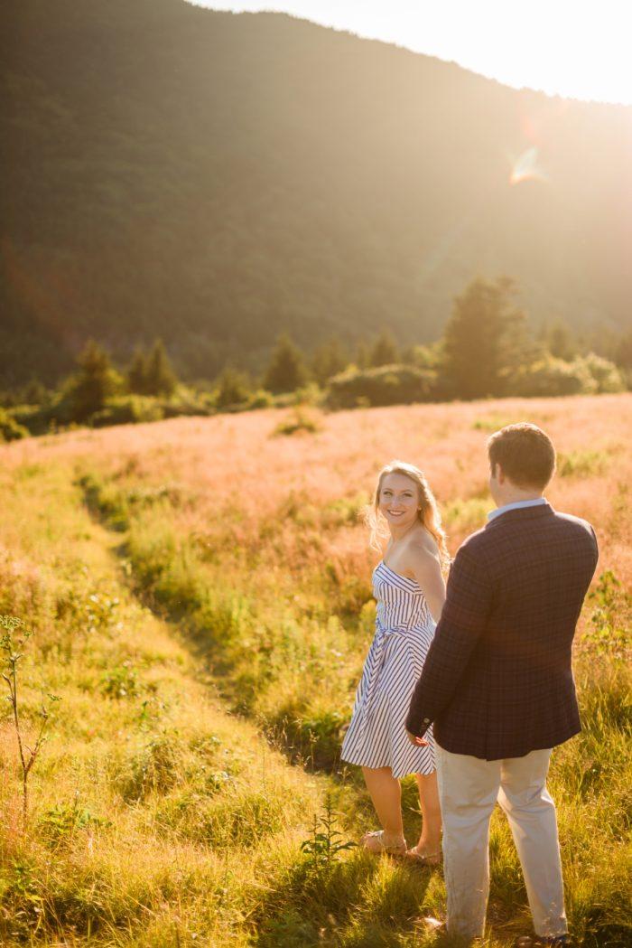 7 Roan Mountain Engagement JoPhotos Via MountainsideBride.com