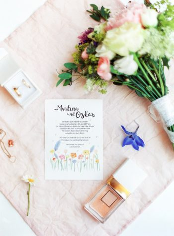 1 Bridal Details Colorful Austrian Wedding Theresa Pewal Via MountainsideBride.com