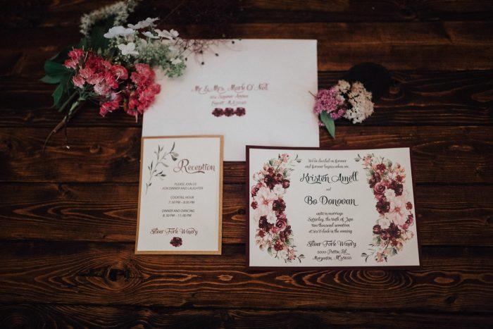 1 Woodstock Wedding Inspiration Gabrielle Von Heyking Photographie Via MountainsideBride.com