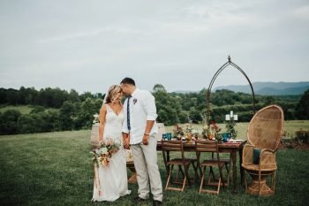 10 Woodstock Wedding Inspiration Gabrielle Von Heyking Photographie Via MountainsideBride.com