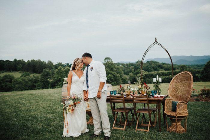 10 Woodstock Wedding Inspiration Gabrielle Von Heyking Photographie Via MountainsideBride.com