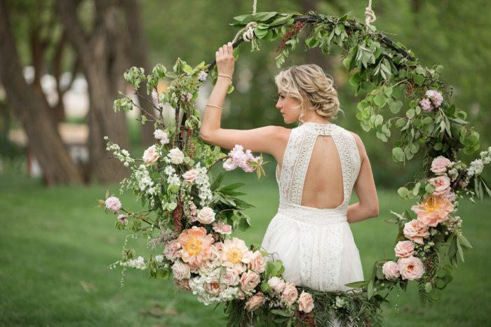 11 Kathyrn Elizabeth Bridal Style Sarah Roshan Via MountainsideBride.com