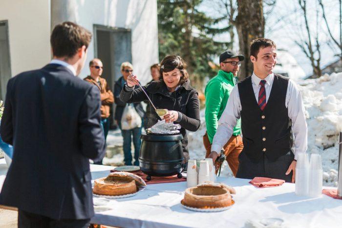 12 Switzerland Winter Wedding Nordica Photography Via MountainsideBride.com 036