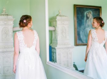 13 Bridal Details Colorful Austrian Wedding Theresa Pewal Via MountainsideBride.com