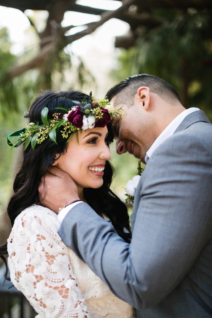 16 Big Bear Winter Wedding Inpiration Sarah Mack Photo Via MountainsideBride.com