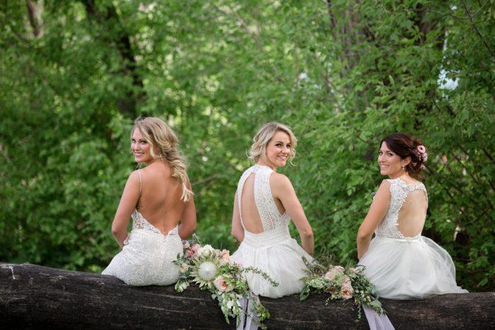 17 Kathyrn Elizabeth Bridal Style Sarah Roshan Via MountainsideBride.com